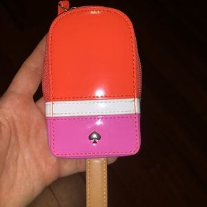 Kate Spade Popsicle coin purse